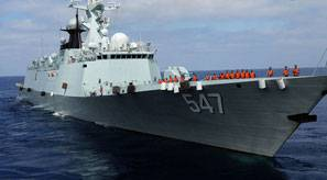 Navies Ready for China-Russia Drills