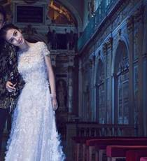 A Peek into Angelababy's Wedding Album Shot in Paris