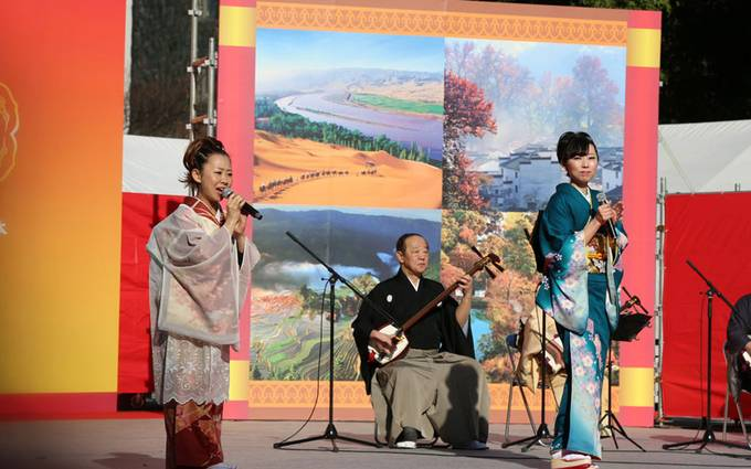 Japan's Nagoya puts on early celebrations of China's Spring Festival