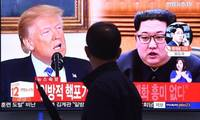 DPRK says ready to sit down for talks with U.S. anytime