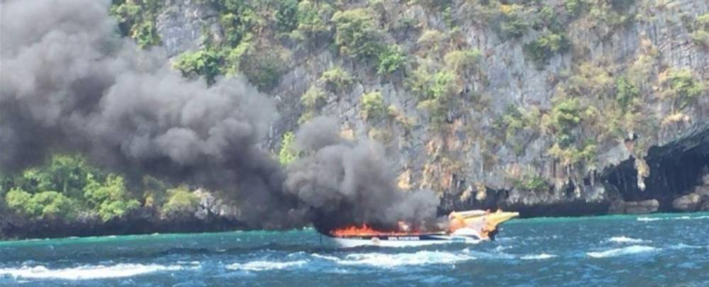 China takes emergency measures for nationals injured in Thailand's speedboat explosion